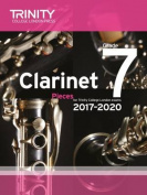 Clarinet Exam Pieces Grade 7 2017 2020
