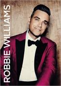 Robbie Williams Official 2017 A3 Calendar
