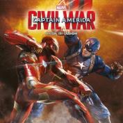 Avengers Captain America Civil War Official 2017 Square Calendar