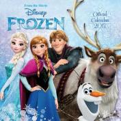 Disney Frozen Official 2017 Square Calendar