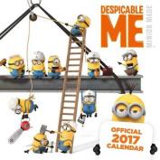 Despicable Me Official 2017 Square Calendar