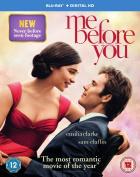 Me Before You [Blu-ray]