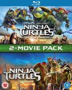 Teenage Mutant Ninja Turtles [Regions 1,2,3] [Blu-ray]