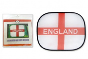 England Flag Baby Car Sunshade 2 Pack Blinds Sun Travel