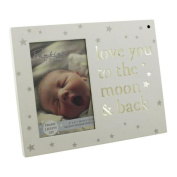 Baby Photo Frame Light Up Love You To The Moon & Back