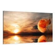 Visario 5022 Canvas Picture 120 x 80 cm Beach