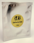 50 X Pairs Bloom of Beauty Professional Under Eye Pads Patches Lint Free For Eyelash Extensions Perm Tint