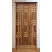 PROVENCE Wooden Beaded Curtain Door Screen Arrows