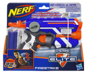 1 X Nerf N-Strike Elite Firestrike Blaster by Nerf [Toy]