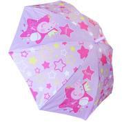 Purple Peppa Pig Umbrella