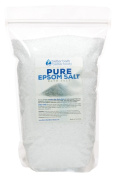 Pure Epsom Salt 1.4kg - All Natural USP Grade Epsom Salt For Your Bath Soak - Relieve Muscle Aches & Pains & Tension Naturally - 100% Pure Magnesium Sulphate Zero Additives