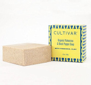 Soap Palmarosa & Black Pepper Organic Soap by Cultivar