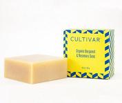 Soap Bergamot & Rosemary Organic Soap by Cultivar