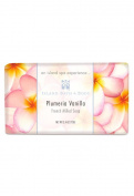 French-Milled Soap 70ml Plumeria Vanilla | Exotic Soap