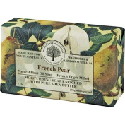 Australian Soapworks Wavertree & London 200g Soap Set of 4 - French Pear