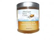 Himalayan Salt Lemongrass Body & Foot Scrub 270ml