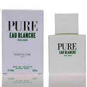 Pure Eau Blanche by Karen Low Cologne for Men Eau De Toilette Spray 100ml