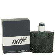 007 by James Bond Eau De Toilette Spray 80ml for Men