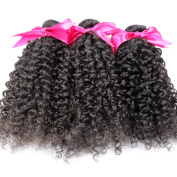 Original Queen Malaysian Unprocessed Virgin Hair Kinky Curly Weft Mixed Bundles Dyeable Deep Curly Human Hair Weaves 22 24 70cm