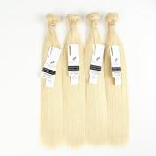 Allrun Hair 613 Blonde Virgin Hair Straight 4 Bundles Honey Blonde Brazilian Hair Brazilian Virgin Hair Straight 7a Human Hair Extensions 20 20 22 60cm