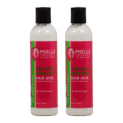 "Mielle Organics Moisturising Avocado Hair Milk 240ml ""Pack of 5.1cm"