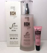 "Bbcos Kristal Evo Linen Seed Di Lino System Spray Strong 3.38 Oz ""Free Starry Sexy Kiss Lip Plumping 10 Ml"""