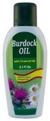 Burdock Oil with Chamomile 5.1 fl oz/150ml