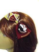 Sports Themes Hair Bow Collection-UF Gators-FSU Seminoles