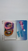 Sta-Rite Elastic Ponytail Holders, 25CT, 6 Packs