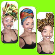 FARI (The Queen) African Headwrap Collection