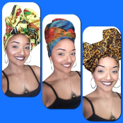 Legacy African Headwrap Collection