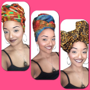 Awazu (Royalty) African Headwrap Collection