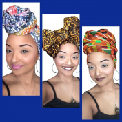 Adaku African Headwrap collection