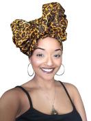 Empress African Print Headwrap