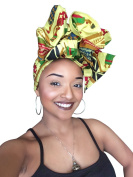 Royal Empress African Headwrap