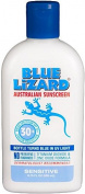 Blue Lizard Australian Sunscreen SPF 30+ Sensitive, 260ml - Two Pack