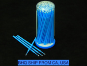 100 PCS Eyelash Extension Disposable Swab Applicators Micro Brush