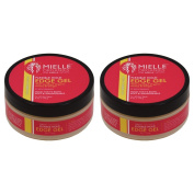 "Mielle Organics Flexible Hold Honey & Ginger Edge Gel 120ml ""Pack of 5.1cm"