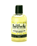 Dollylocks 120ml - Coconut, Aloe & Lime Dreadlock Tightening Gel