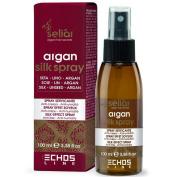 Echos Line Seliar Argan Silk Spray / Silk-effect spray Anti-Frizz and Anti-humidity 100ml