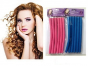 Spiral Hair Curler Twisty Foam Rods