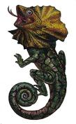 Desert Lizard Temporary Tattoo