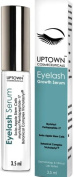 Uptown Cosmeceuticals Eyelash Growth Serum Contains Stem Cell & Myristoyl Pentapeptide-17, Dermatologist Lab Tested Lash & Eyebrow Growth Formula, 4 Months Supply 3.5ml