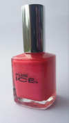 Bari Pure Ice Nail Polish, Pretty In Pink (Pink Pearl Shimmer), 15ml