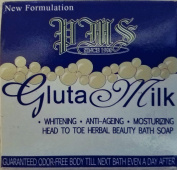 Gluta Milk Whiting Anti Ageing Soap