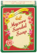 Mysore Sandal Soap 130ml (125 Grammes) Box,