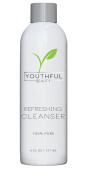 Facial Cleanser - Natural Face Wash Enriched with Organic Ingredients. Deep cleans to unclog pores & fight acne. For all skin types including sensitive skin.