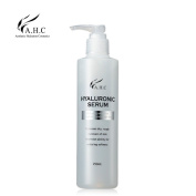 AHC HYALURONIC SERUM 250ML (8.45 oz), Formulated for Dry a Damaged Skin, Highly Effective Moisturising Ingredients Revitalise Skin, Creating a Protective Layer for Softer and More Radiant Appearance