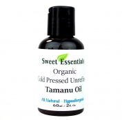 Sweet Essentials Virgin Tamanu Oil 100% Pure Organic - 60ml