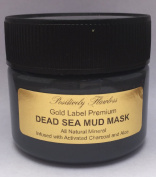 Positively Flawless Premium Dead Sea Mud Mask, 190g, Gold Label Premium and Finest Dead Sea Mud Mask in the Market